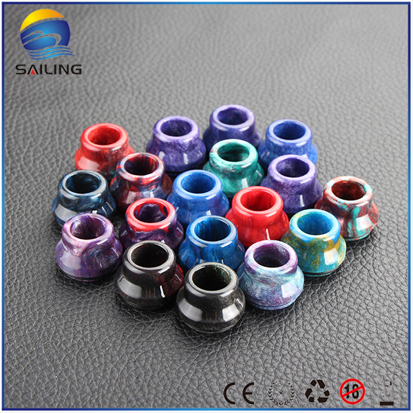 Sailing epoxy Resin Drip Tips for 22mm RDA